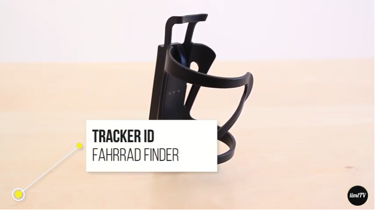 Tracker ID Fahrrad Finder
